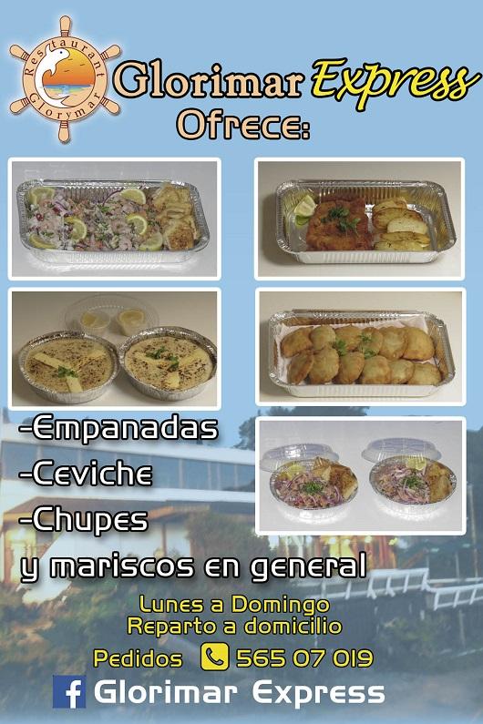 Bah a mansa restaurant glorymar for Viveros en osorno