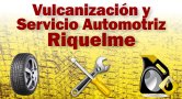 Vulcanización y Taller Mecánico